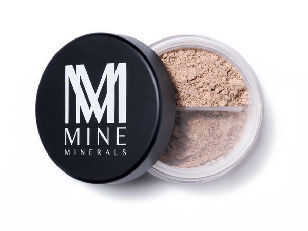 Mineral Makeup - Light
