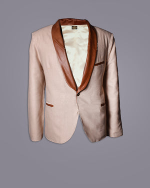 Havana Three Piece Suit Made to Measure