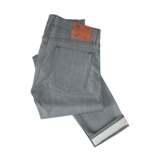"KATO by Hiroshi Kato""The Pen"" Slim 10.5 oz. 4-Way Stretch Selvedge-4-WAY"