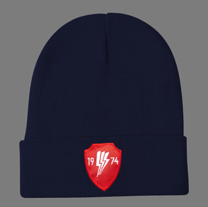 Embroidered 1974 Beanie