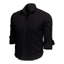 Load image into Gallery viewer, Designer Tuxedo Button Up Shirt