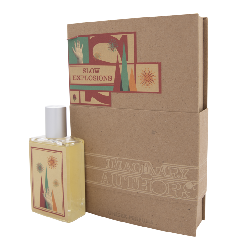Imaginary Authors Slow Explosions 50 ML Eau De Parfume