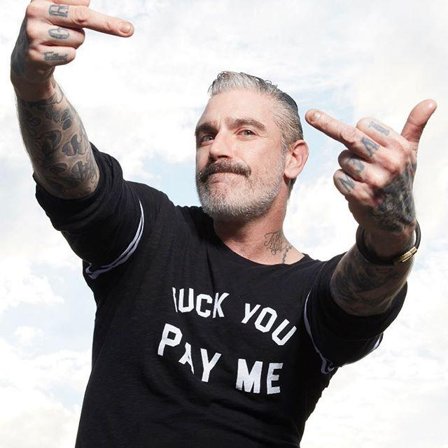 Fuck You Pay Me Statement Tee