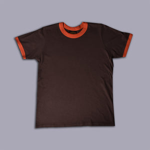 Signature Basic Contrast Band Tee