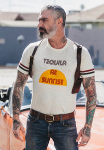 Tequila At Sunrise Statement Tee