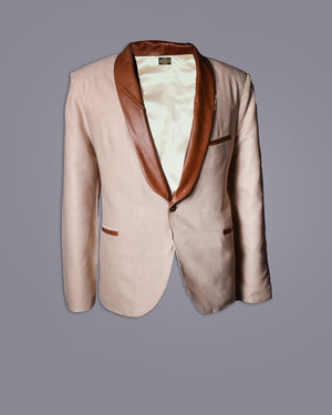 The Shawl Lapel Blazer Made To Measure