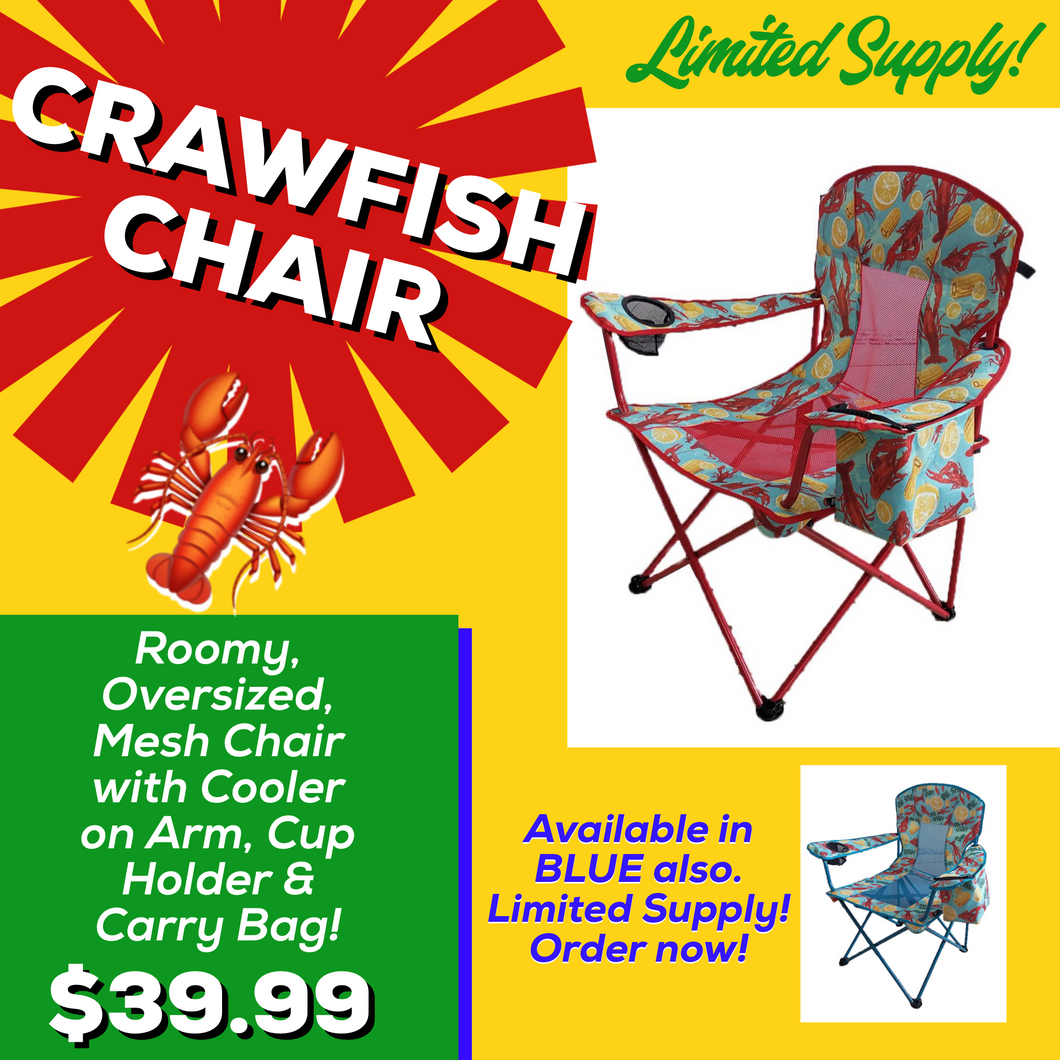 Crawfish Chair