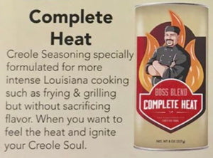 Creole Sauce Boss Seasoning