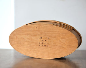 【 OVAL BOX  Delmer Type 受注販売 】