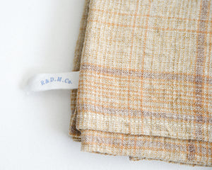 OLDMAN'S TAILOR / SCOTTISH CHECK CLOTH
