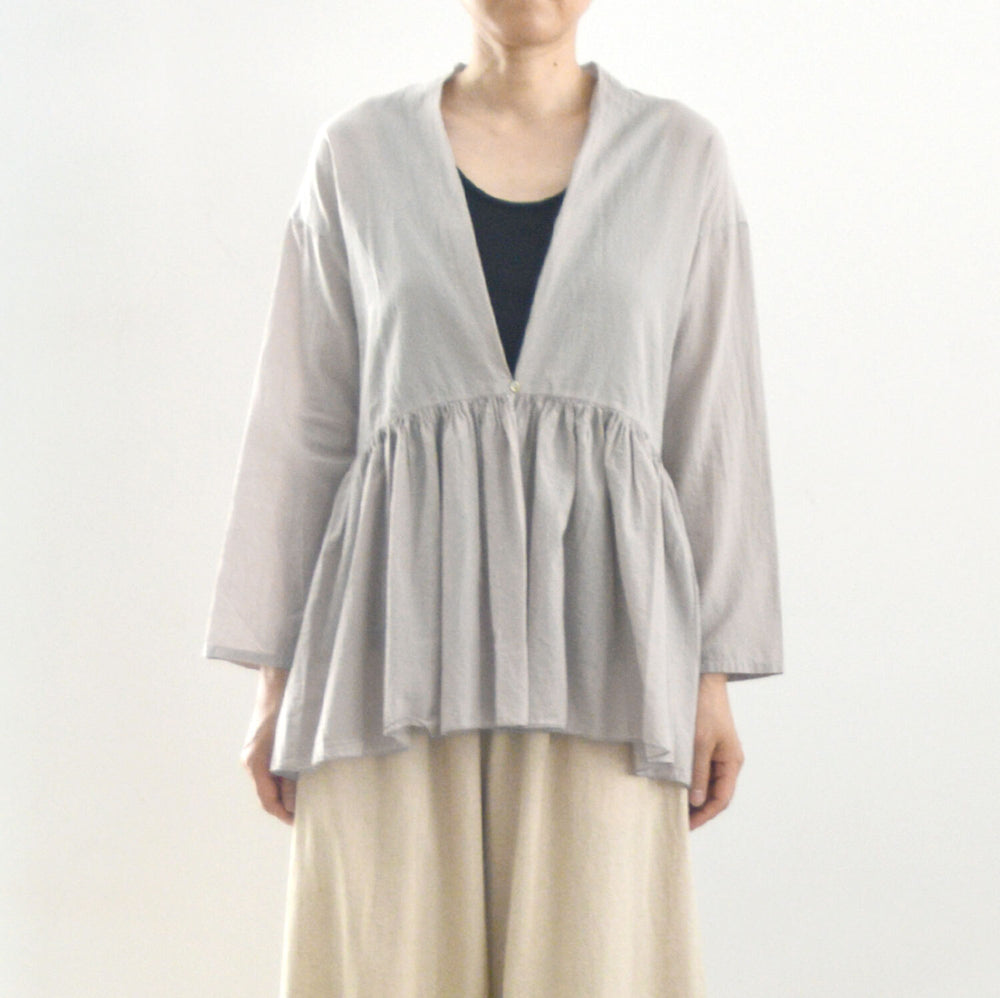 evam eva gather cardigan