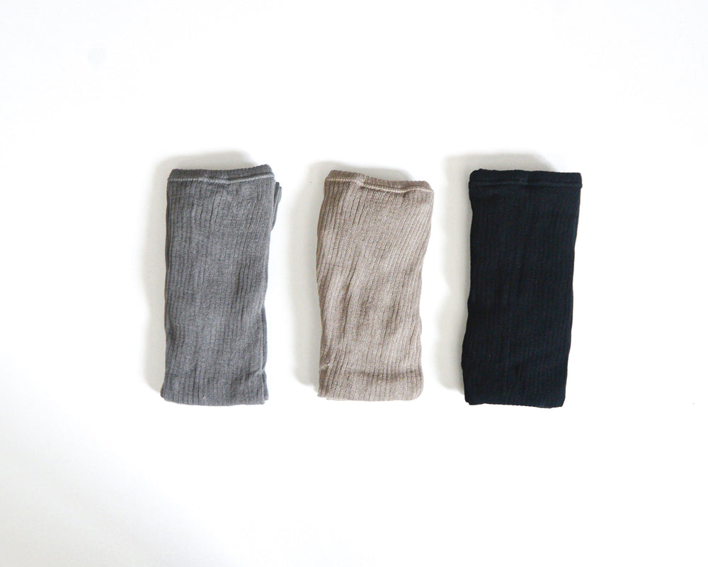 OLDMAN'S TAILOR / LOOSE FIT COTTON TIGHTS