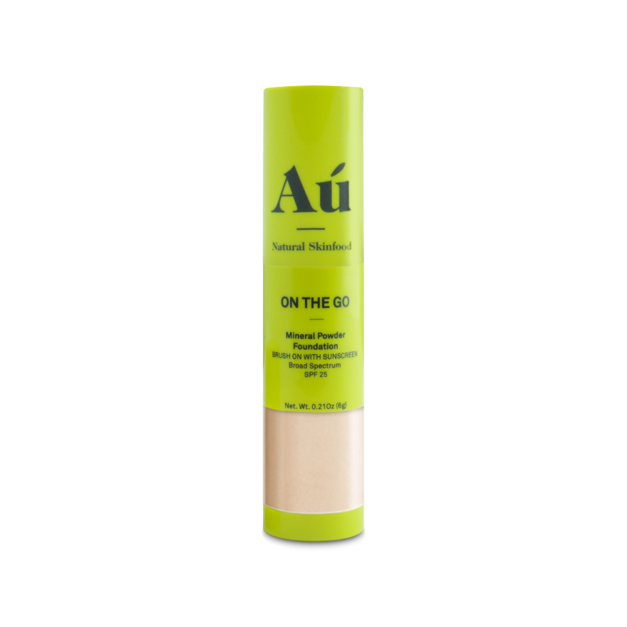 "Au Natural ""On The Go"" Brush on Mineral Powder with Sunscreen"