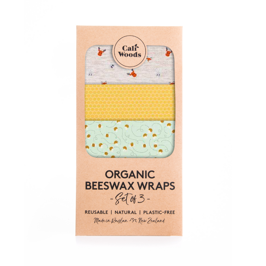 Beeswax Wraps - Pastels