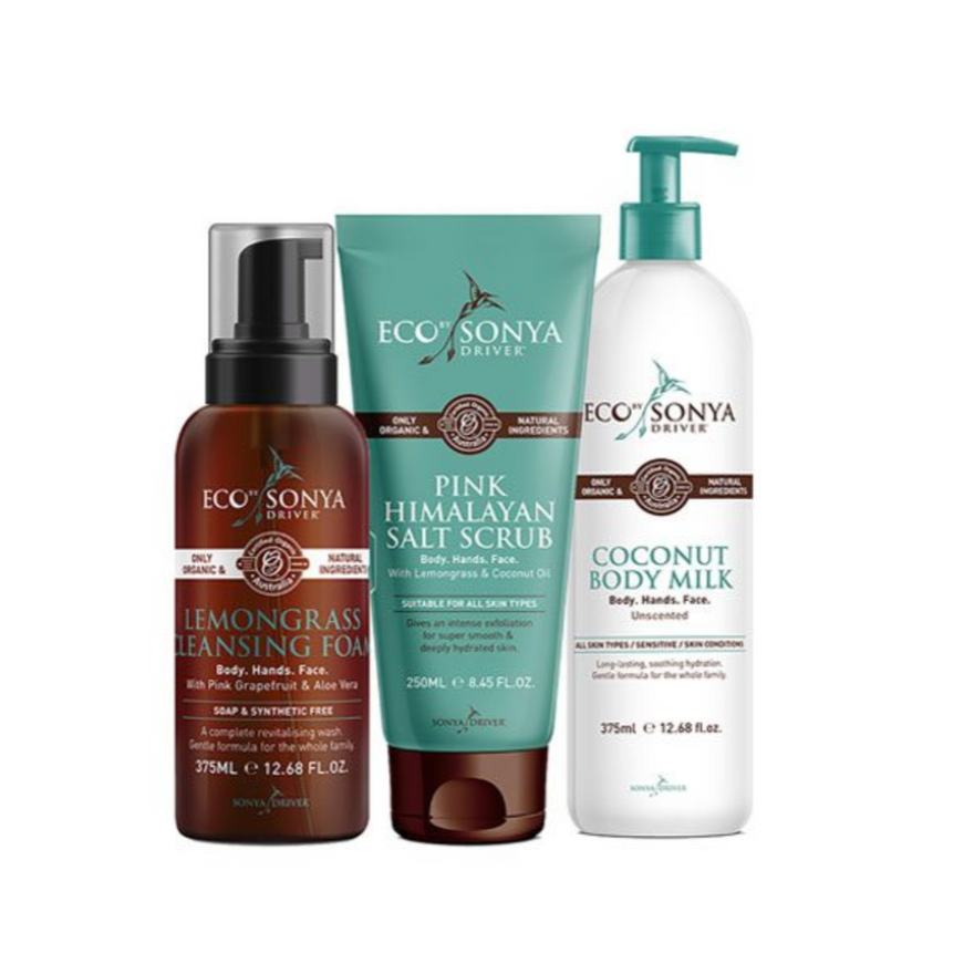 Eco Tan Gift Pack Body
