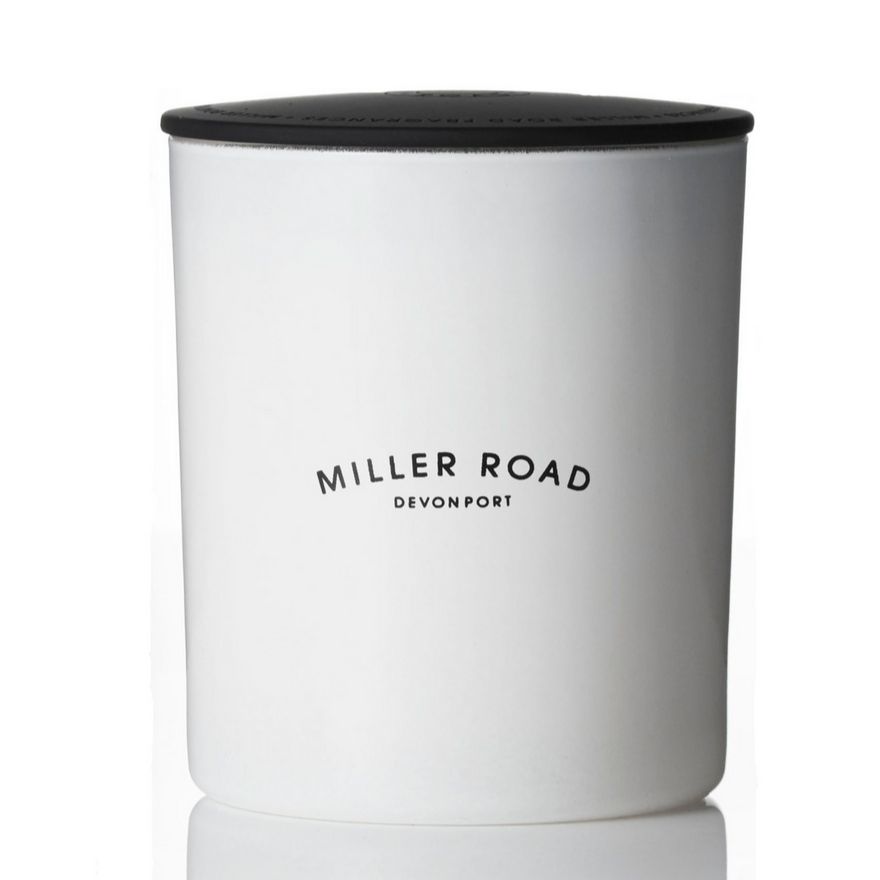 Miller Road Luxury Candle - Coconut & Lime