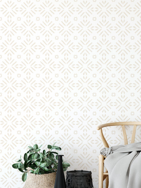 Geometric Wallpaper III