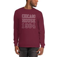 Load image into Gallery viewer, Chicago House Men's Long Sleeve Shirt