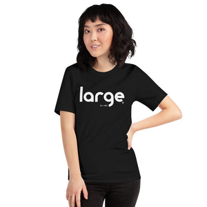 Large Music Classic 1993 Unisex T-Shirt (Short-Sleeve)