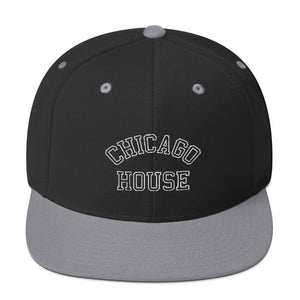 Chicago House Snapback Hat