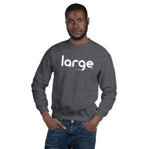 Large Music Unisex Sweatshirt