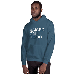 Raised On Disco Unisex Hoodie