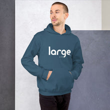 Load image into Gallery viewer, Large Music Classic Logo Unisex Hoodie