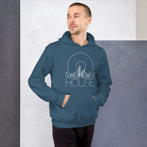 HOUSE Chicago Unisex Hoodie