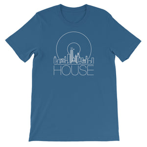 HOUSE Chicago Unisex T-Shirt (Short Sleeve)