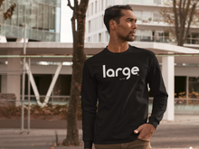 Load image into Gallery viewer, Large Music Long Sleeve T-Shirt (Unisex)