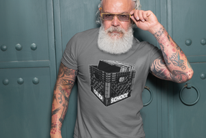 Old School Unisex T-Shirt (Short-Sleeve)
