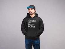Load image into Gallery viewer, Raised On Deep House Unisex Hoodie