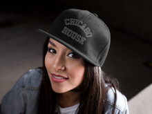 Load image into Gallery viewer, Chicago House Snapback Hat