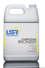 Load image into Gallery viewer, Liquid Sun Rayz Competition Bronzer (Bulks)