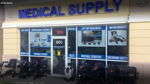 Medical Supply Store Boynton Beach, Florida