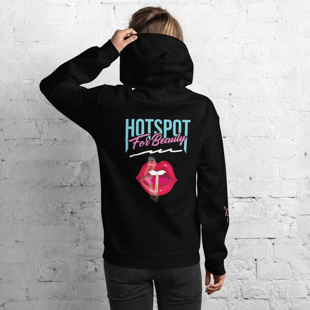Unisex Hoodie Limited Collection - Hotspot4Beauty