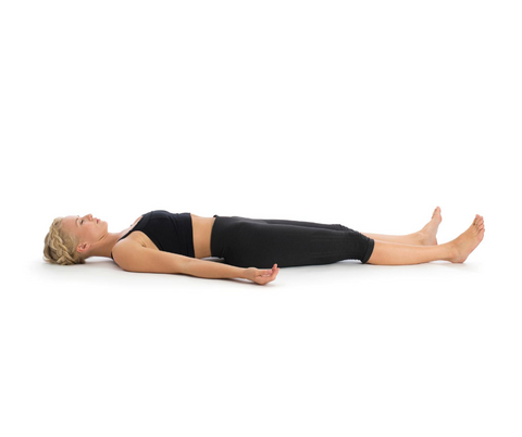 Yoga for Stress Relief - Corpse Pose