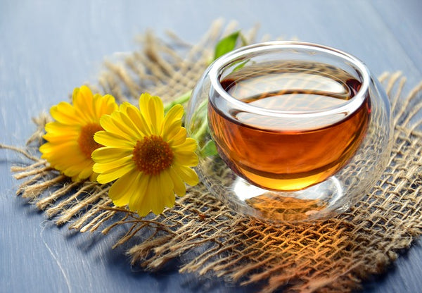 types of Herbal Medicines with honey