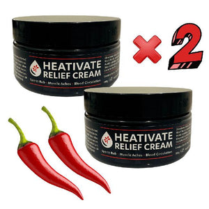 Relief Cream Heativatex