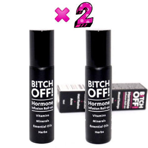 Hormone Balance for Women Bitch Off Double Pack