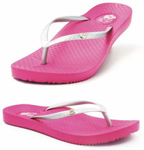 Load image into Gallery viewer, Footlogics Tiki Girl Orthotic Thongs