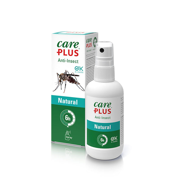 Care Plus Natural Citriodiol Insect Repellent Spray 100ml