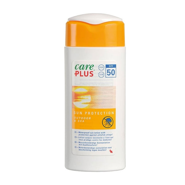 Care Plus Outdoor And Sea Sun Cream SPF50 100ml