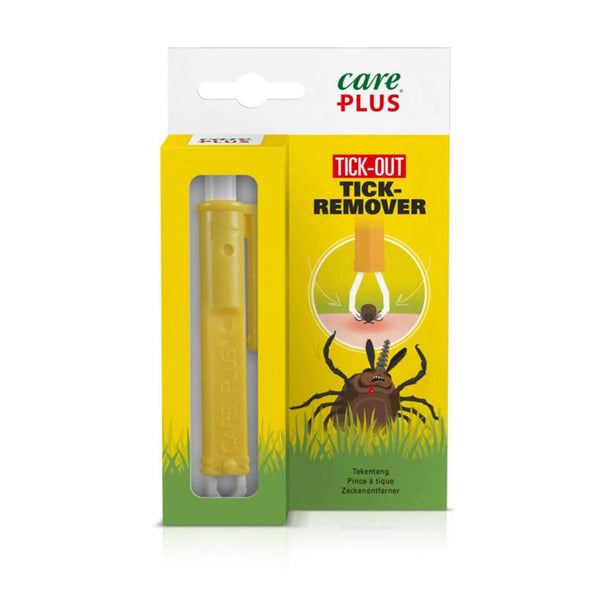 Care Plus Tick Removal Tool Tweezers