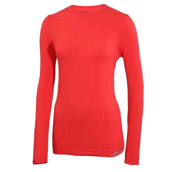 Factor 1 Plus Womens Long Sleeve Base Layer Tops
