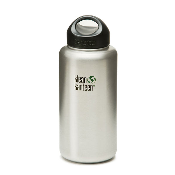 Klean Kanteen Classic Wide Stainless Steel Water Bottles 1182ml