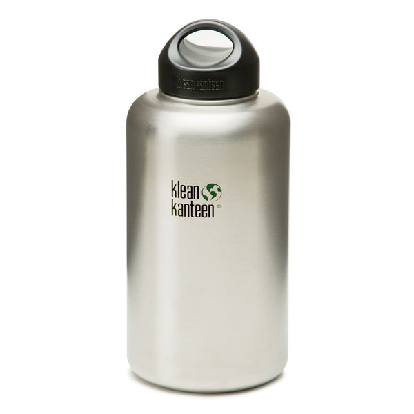 Klean Kanteen Classic Wide Stainless Steel Water Bottles 1900ml