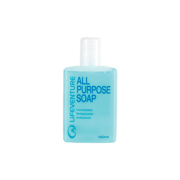 Lifeventure All Purpose Liquid Soap 100ml