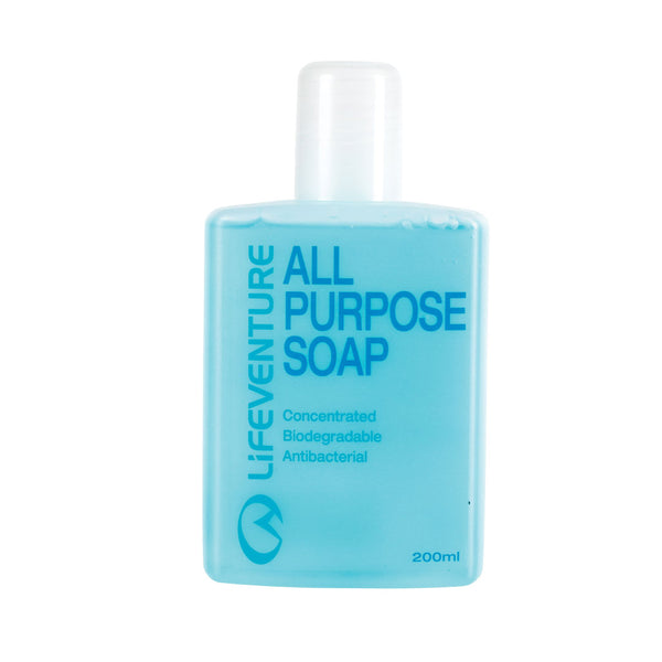 Lifeventure All Purpose Liquid Soap 200ml
