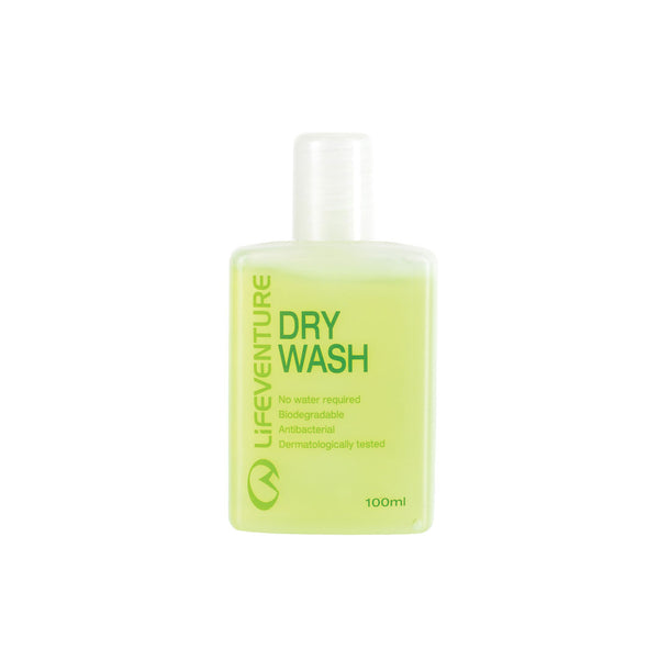 Lifeventure Dry Body Wash Gel 100ml